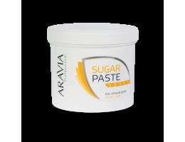 ARAVIA Professional Сахарная паста для депиляции Легкая средней консистенции 750гр.