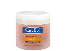 Start Epil Сахарная паста Мягкая  400 гр