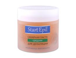 Start Epil Сахарная паста Средняя  400 гр