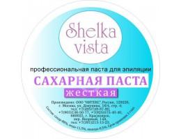 Shelka vista Сахарная паста Жесткая 350гр