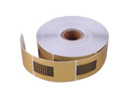 Формы для наращивания бумажные узкие (20шт) Irisk