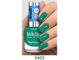Alvin D`or Breath Лак для ногтей Дышащий 5403