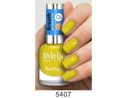 Alvin D`or Breath Лак для ногтей Дышащий 5407