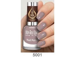 Alvin D`or SPA лак для ногтей с аргановым маслом 5001
