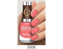 Alvin D`or SPA лак для ногтей с аргановым маслом 5008