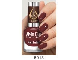 Alvin D`or SPA лак для ногтей с аргановым маслом 5018