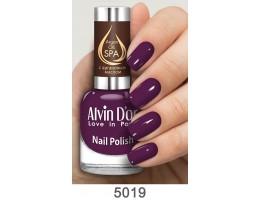 Alvin D`or SPA лак для ногтей с аргановым маслом 5019