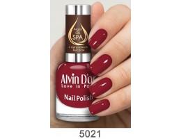 Alvin D`or SPA лак для ногтей с аргановым маслом 5021