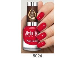 Alvin D`or SPA лак для ногтей с аргановым маслом 5024