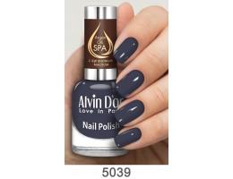 Alvin D`or SPA лак для ногтей с аргановым маслом 5039
