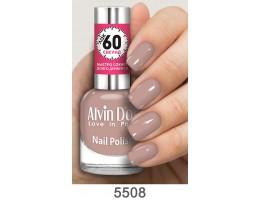 Alvin D`or Лак для ногтей 60 секунд 5508