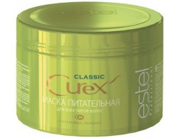 Маска для волос питательная, Estel Curex Classic 500ml