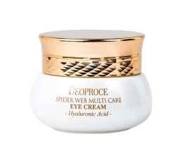 DEOPROCE  Spider Web Multi-Care Eye Cream Крем для век 30мл