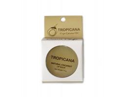 Кокосовый бальзам для губ Tropicana (Coconut lip balm) (10 гр.)