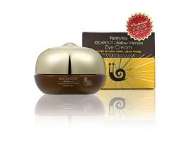 Крем для глаз интенсивно восстанавливающий против морщин с экстрактом королевской улитки, 50 гр, FarmStay