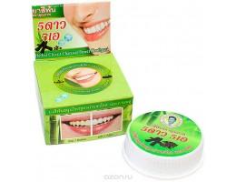 Тропическая травяная зубная паста с углем Бамбука 25гр