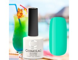 Cosmolac, гель-лак «Мятный коктейль» №076