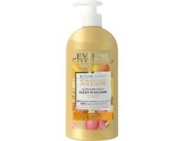 EVELINE BOTANIC EXPERT 5 драгоценных масел, ультра-питательное масло-бальзам для тела 350 мл.