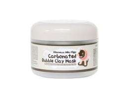 Маска для лица глиняно-пузырьковая ELIZAVECCA Milky Piggy Carbonated Bubble Clay Mask 100 мл