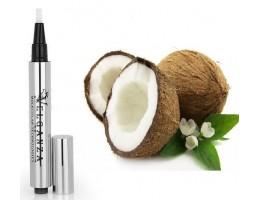 Velganza Масло для укрепления и роста ногтей и ухода за кутикулой с экстрактом кокоса, капиллярный карандаш