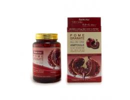 Ампульная сыворотка для лица Farmstay с экстрактом граната Pomegranate All-In One Ampoule 250 мл