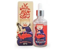 Сыворотка с гиалуроновой кислотой 97% Elizavecca Hell-Pore Control Hyaluronic Acid 97%