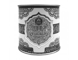 Индийская хна для бровей и биотату Grand Henna + кокосовое масло (черная) 15г
