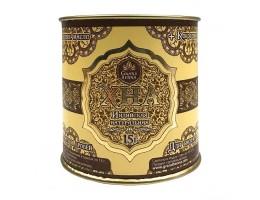 Индийская хна для бровей и биотату  Grand Henna (коричневая), банка 15гр.
