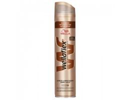 WELLAFLEX  Лак для волос  Блеск суперсильная  и фиксация  250мл