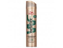 Лак для волос Wellaflex C увлажняющим комплексом экстра-сильной фиксации, 250 мл