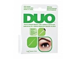 Клей DUO для накладных ресниц с витамином (прозрачный, 5гр.)