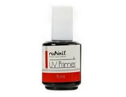 ruNail, Бескислотный праймер Non-acid, 15 мл