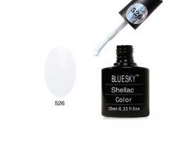 Bluesky  Shellac   40526   БЕЛЫЙ