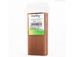 Depilflax Воск в картриджах Шоколадный 110г