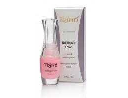 Trind Укрепитель ногтей цветной перламутровый 9мл (розовый)