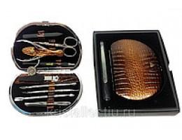 Zinger Маникюрный набор 1001-S-серебро