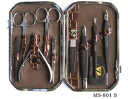 Маникюрный набор  Zinger    MS-801 S